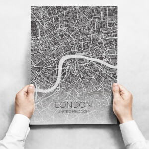 Obraz - Map Of London